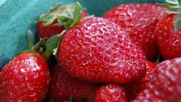 Keep Your Strawberries Fresh Longer with These Three Simple Rules