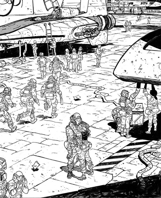 A Sad Comic About The Star Wars Pilot Who Blows Up The Executor