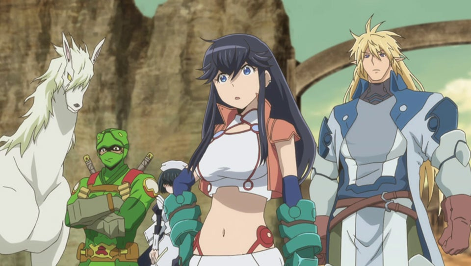 Log Horizon Season 2 Episode 7 Full