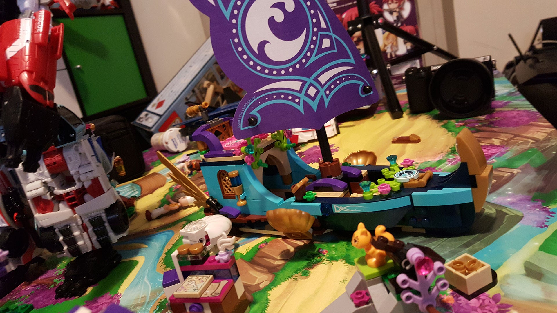 The Only Thing Wrong With LEGO Elves Is The Elves Themselves