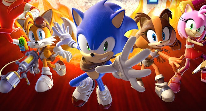 Sega's Not Giving Up On Sonic Boom