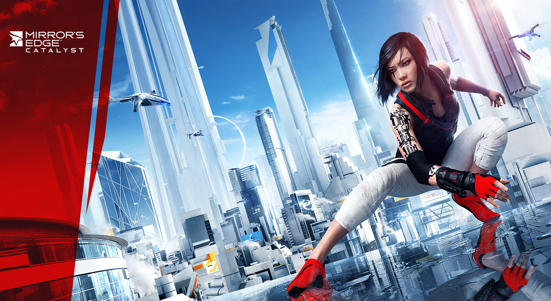 Mirror's Edge 2 Is Now Mirror's Edge: Catalyst