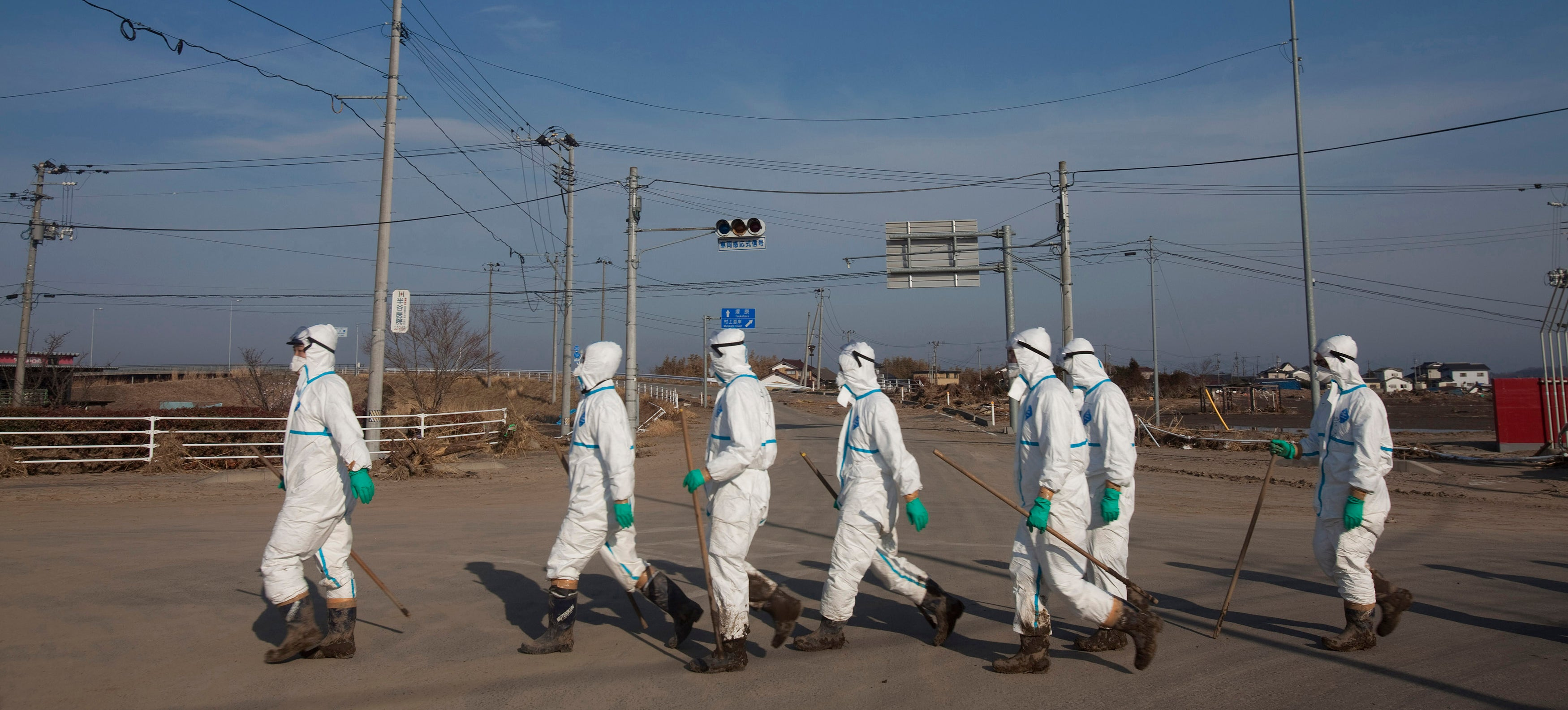 Should Fukushima's Radioactive Water Just Be Dumped In the Ocean?