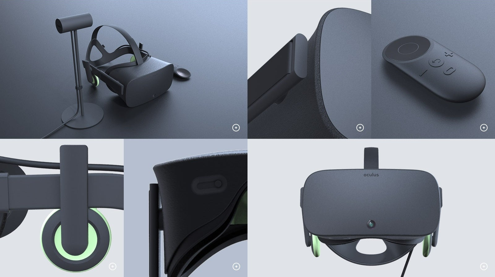 Giant Leak Shows Us How The Final Oculus Rift Looked in 2014