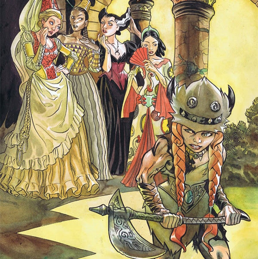 10 Subversive Princess Stories That Are The Perfect Antidote To Disney