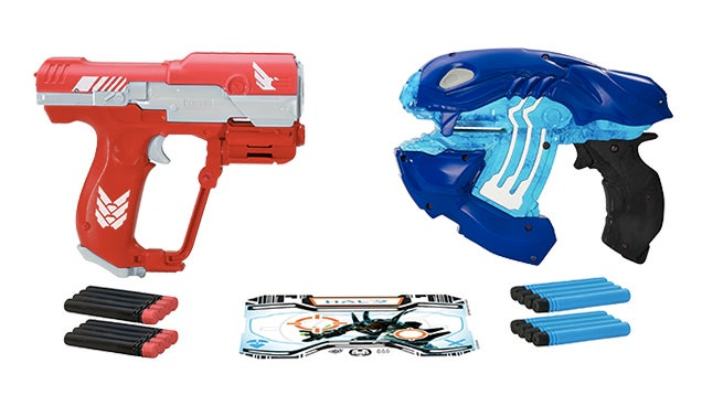 The First BOOMco Halo Blasters Will Be San Diego Comic-Con Exclusives
