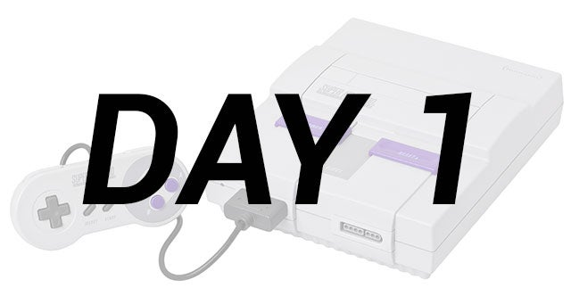 Kid Gets Super Nintendo On Launch Day, Is Pleased