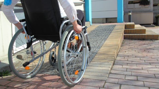 This Massive, Open Source Map Makes the World More Wheelchair Friendly