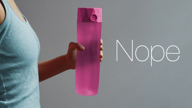 Stop Trying To Sell Me A Smart Water Bottle