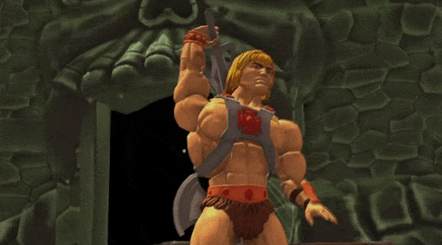 He-Man And G.I. Joe In One Game? Sold.
