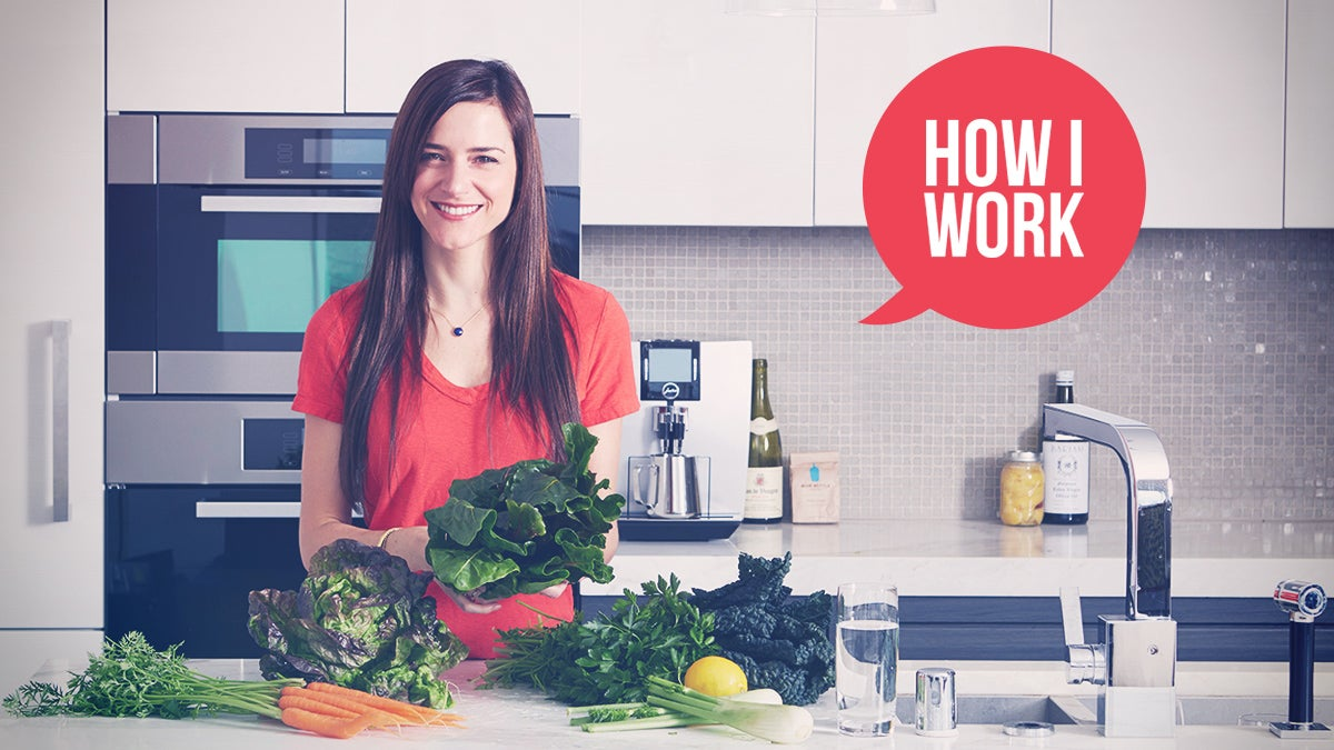 I'm Darya Rose, Creator Of Summer Tomato, And This Is How I Work