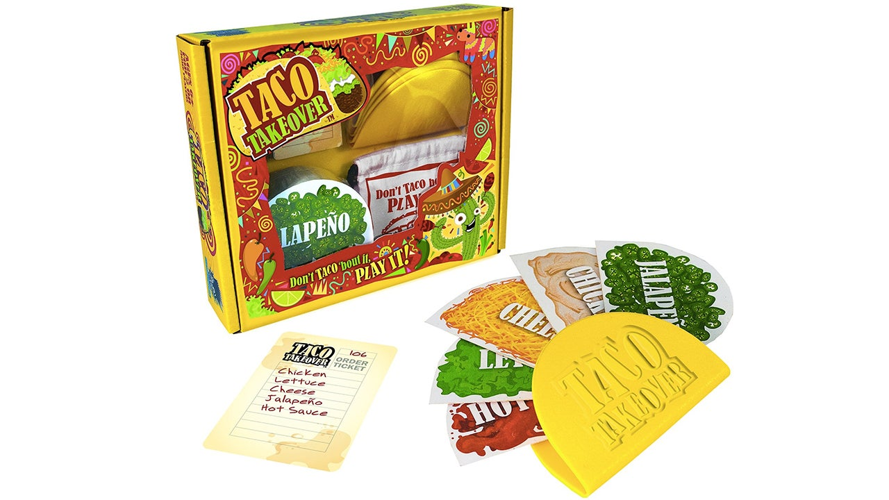 Who Cares About a Monopoly When There's a Game About Making Tacos?
