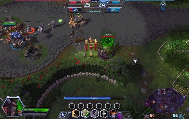 My Favourite Piece Of Dialogue From Heroes Of The Storm
