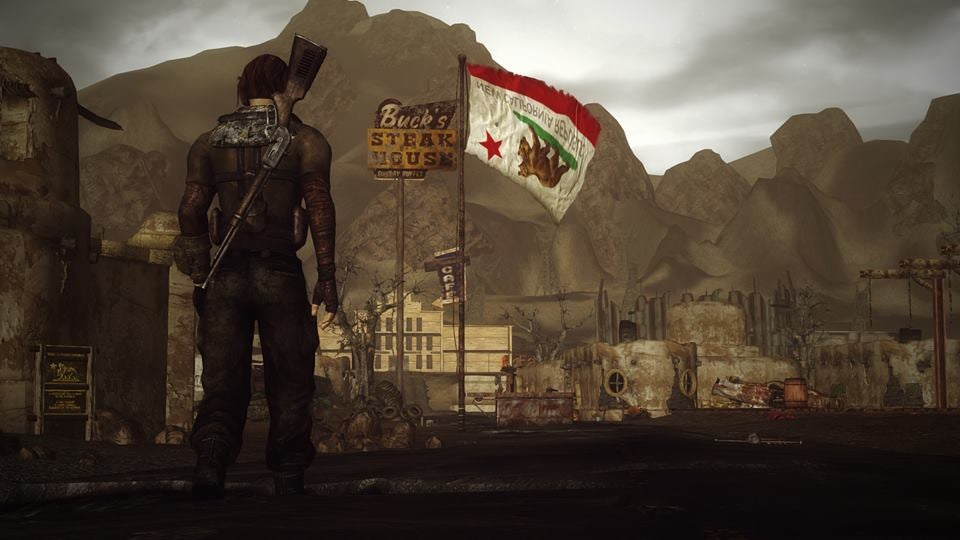 Ambitious New Vegas Modders Rush To Finish Before Fallout 4