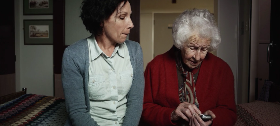 Watch This Beautiful Short About an Old Lady Struggling to Text Message