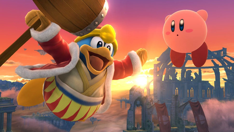 There Are No Favourites In Smash Bros, Says Its Creator