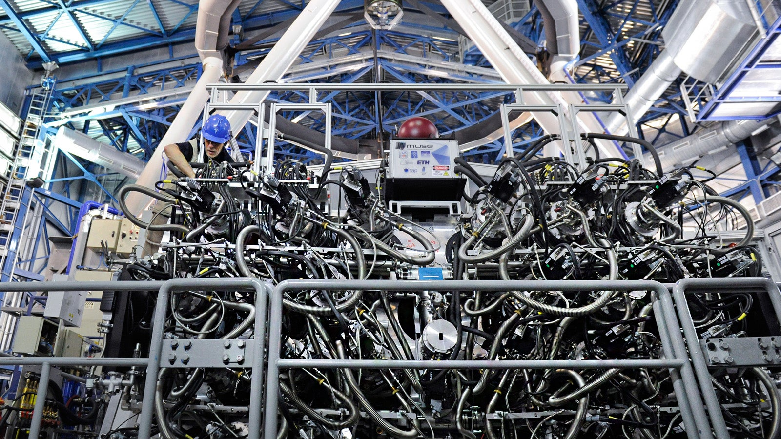 This Tangled Mess Is Helping Scientists Study The Early Universe