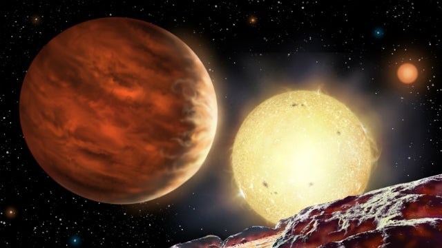 So, a 15-Year-Old Intern Discovered a New Planet