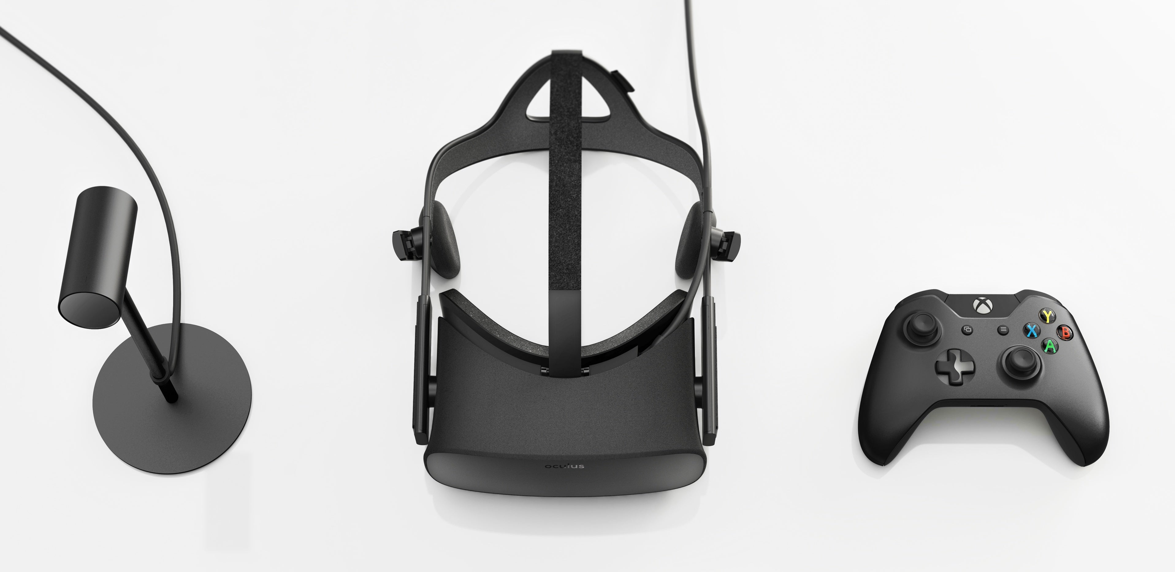 The Oculus Rift Has An Amazing Controller. Too Bad It's Sold Separately