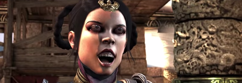 It's Even Grosser When Other Mortal Kombat Characters Act Like Mileena