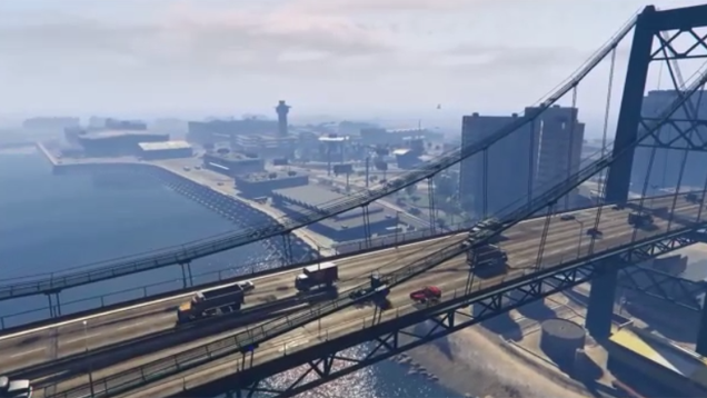 The Opening of Full House Remade In GTA V