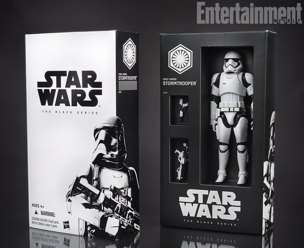 You Can Buy The FirstThe Force AwakensFigure At Comic-Con
