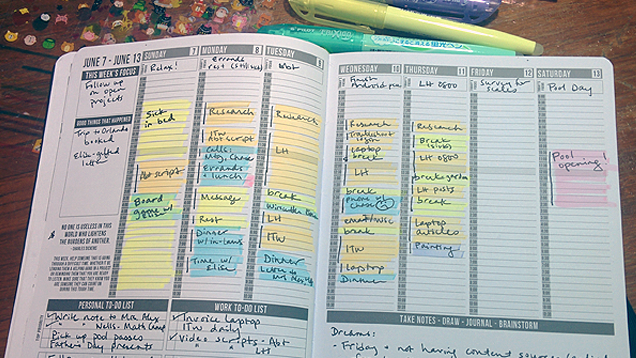 How Tracking What I Do Every Day Helped Me Find Better Work-Life Balance
