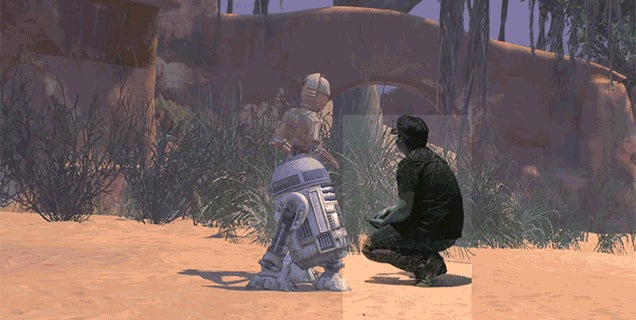 Lucasfilm Is Making Amazing Star Wars and Jurassic Park VR Experiences