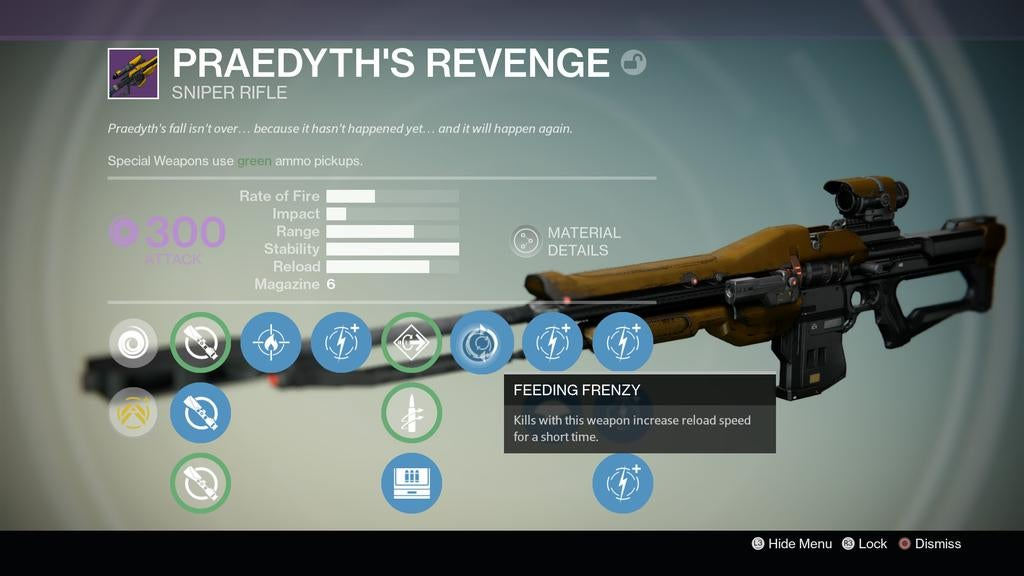 Destiny's 'Vintage' Guns Are Better Than The New Ones