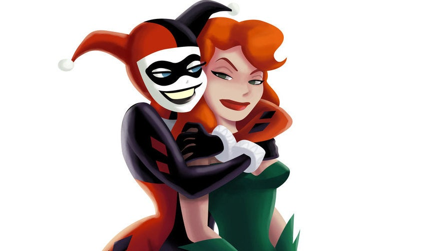 DC Comics: Harley Quinn & Poison Ivy Are Girlfriends