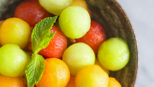 Infuse Melon Balls with Vodka for a Fresh Summer Treat