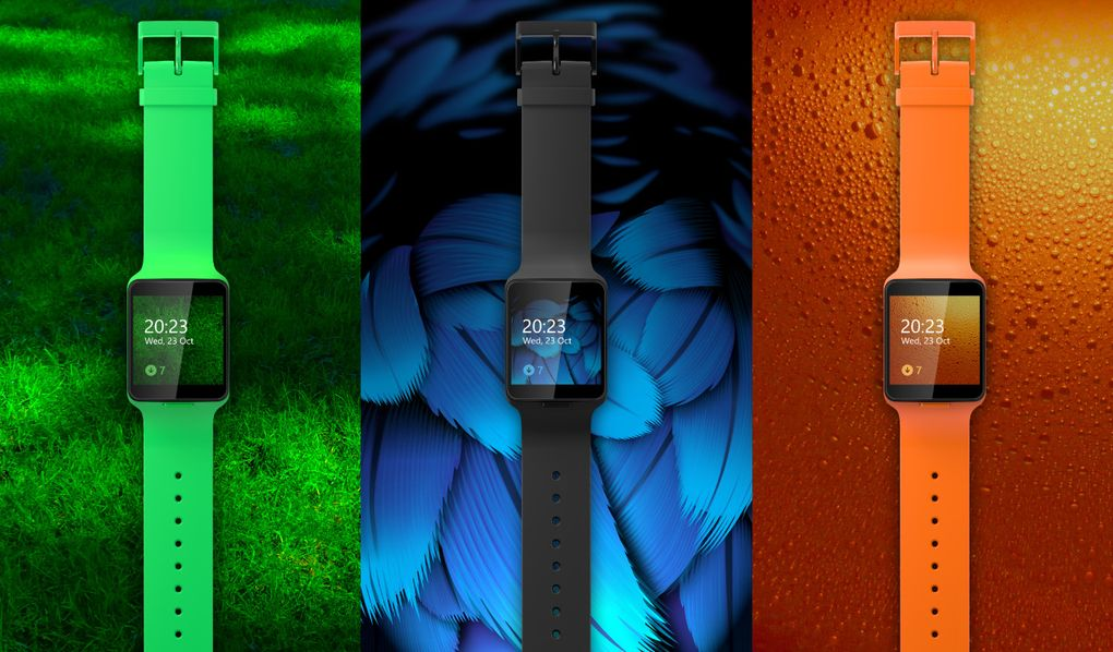 Here's The Microsoft Smartwatch You'll Never Be Able To Buy