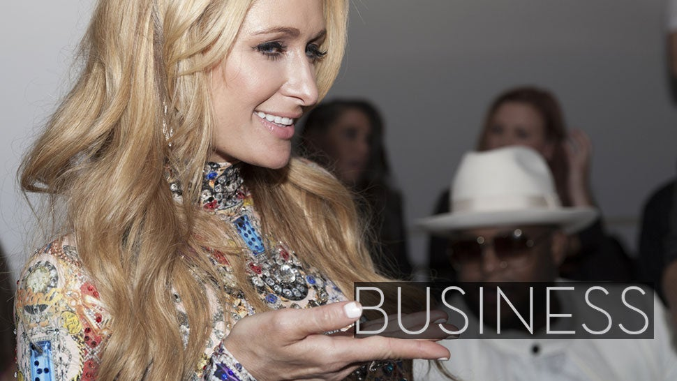 This Week In The Business: Paris Hilton's Just Not Worth It