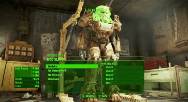Fallout 4's Crafting System Looks Awesome