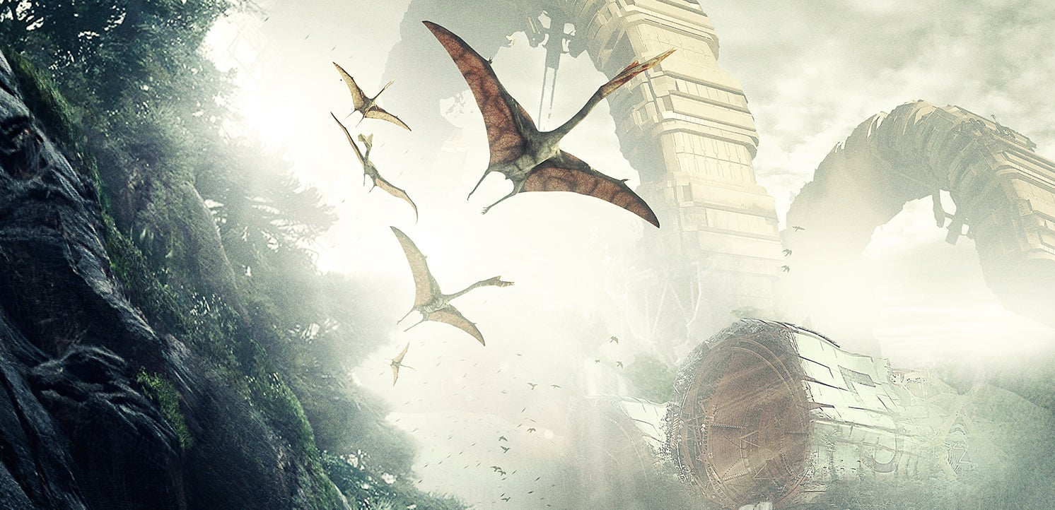 Crytek's VR Game Has Dinosaurs, My Attention