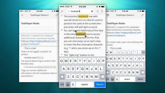Editorial Adds New Text Editing Features, New Automation, and More