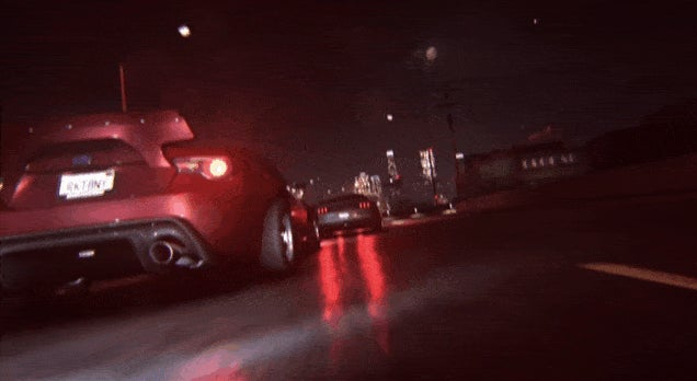 The New Need For Speed Has A Big Open World, Police Chases