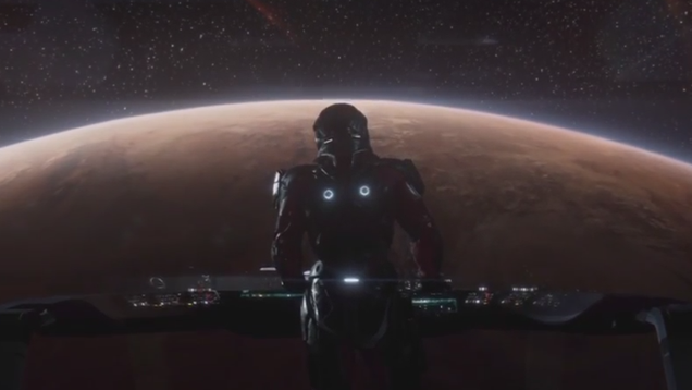 Mass Effect: Andromeda Announced