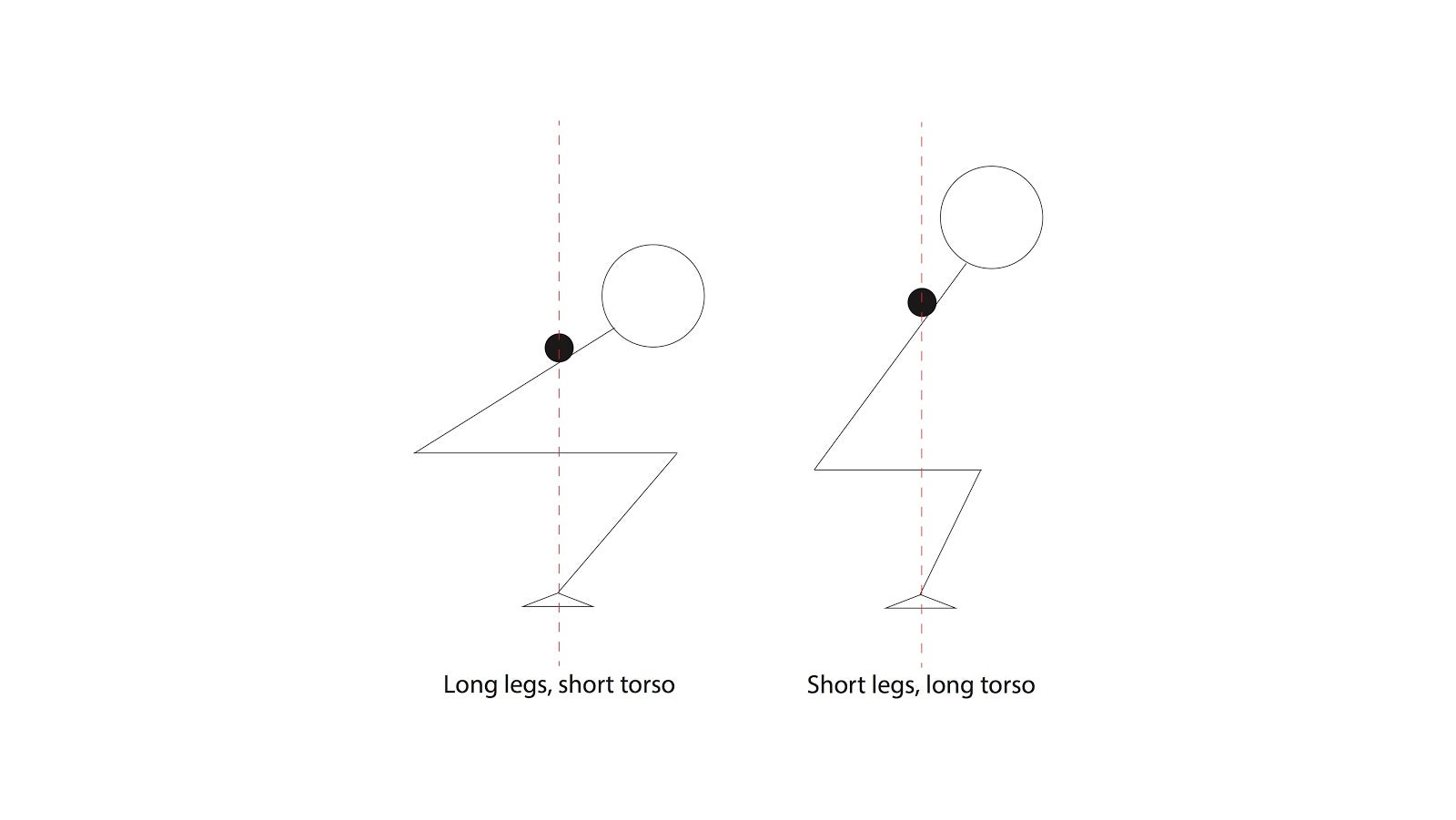 How Your Body Shape Affects Weight Lifting Form: A Physics Lesson