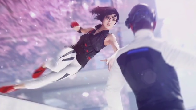 Mirror's Edge Catalyst Is Out February 23, 2016