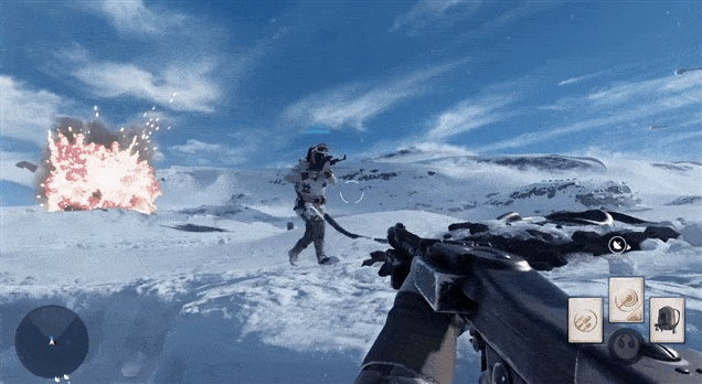 Five Minutes Of Star Wars: Battlefront Gameplay