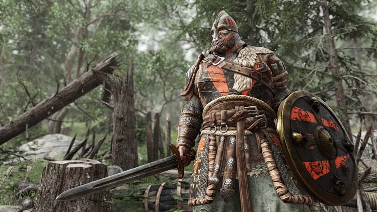 Ubisoft Announces New Sword Game, For Honour