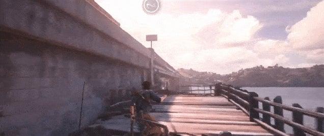 Uncharted 4's E3 Demo Was Incredible