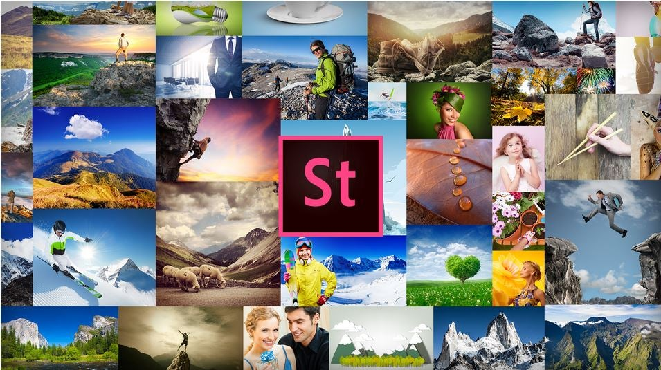 Adobe Now Supplies Terrible Stock Images Right In Photoshop