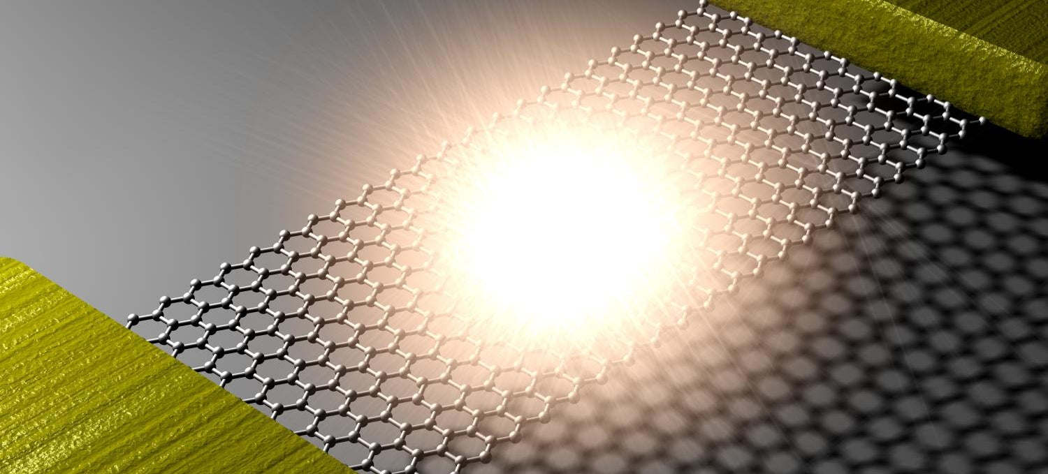 A Sheet of Graphene Is the World's Thinnest Lightbulb