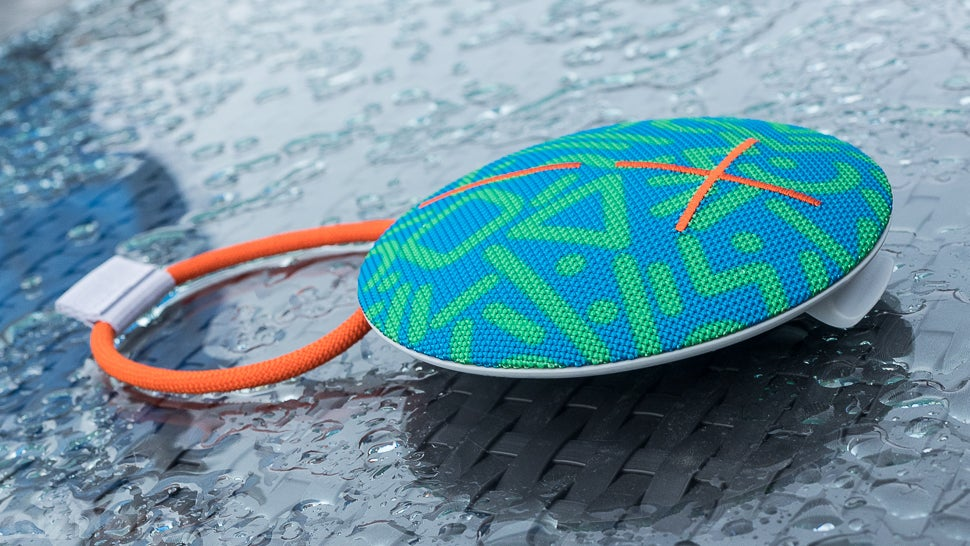 This Waterproof Bluetooth Speaker Could Be the New Tiny Champ