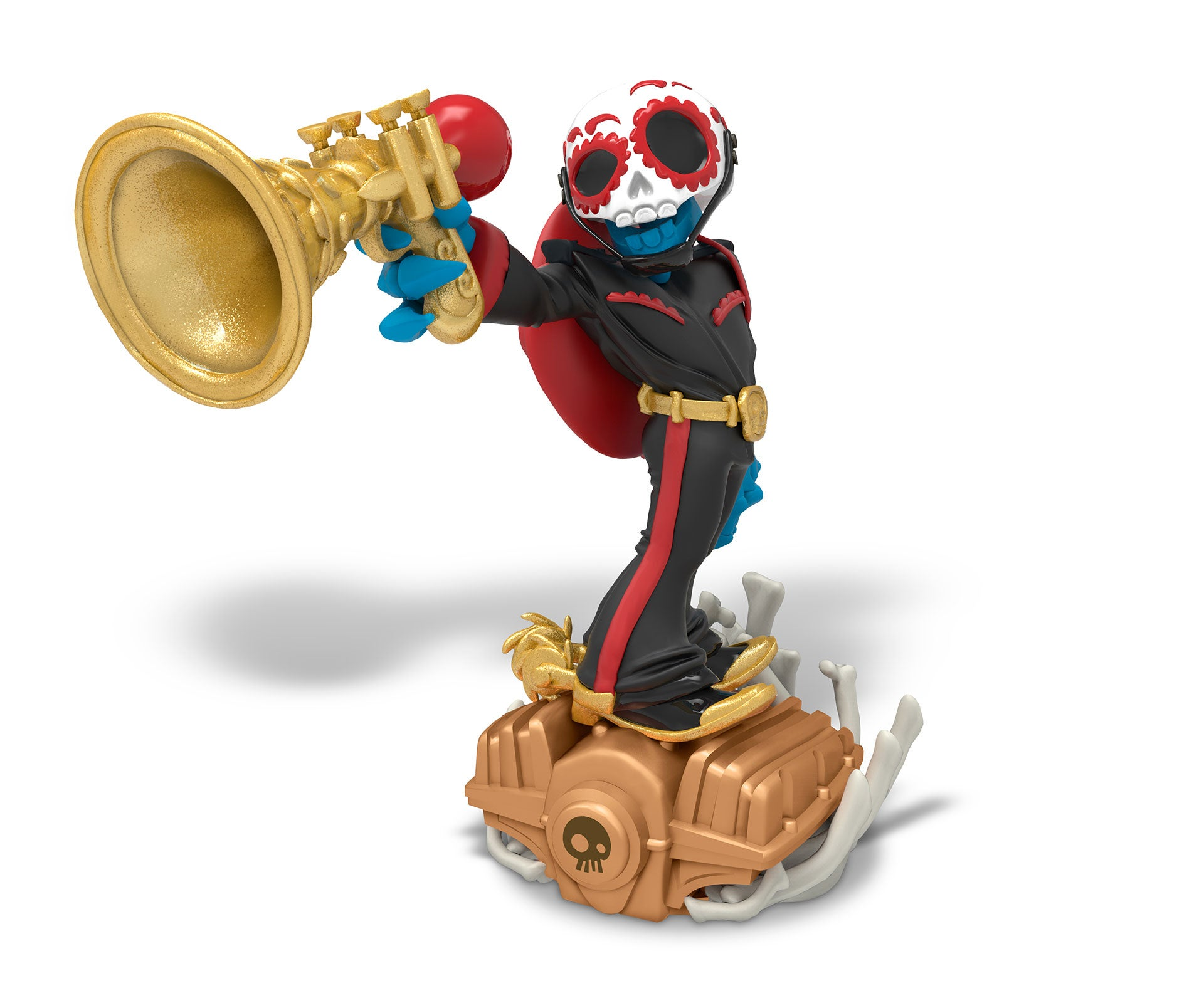 Meet Fiesta, The Undead Skylander With His Own Mariachi Band