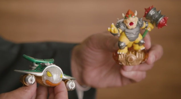 There Will Be Bowser And Donkey Kong Skylanders That Are Also Amiibos