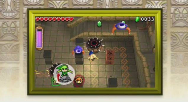 The Next Zelda Is A Three-Player Co-Op Adventure For 3DS