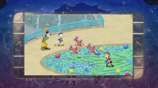 Kingdom Hearts Unchained Key Announced For iOS, Android